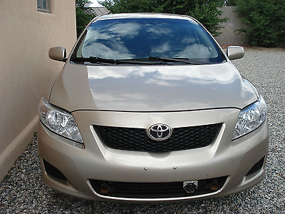 Toyota : Corolla XLE Luxury Sedan