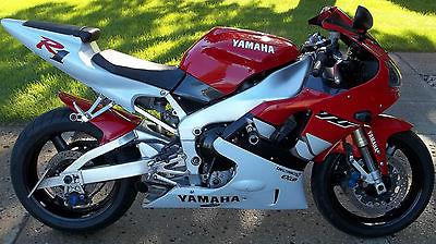 Yamaha : YZF-R 1999 yamaha yzf r 1