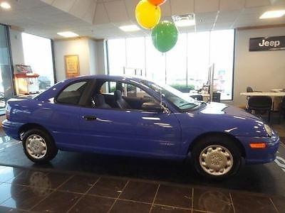 Dodge : Neon Base Coupe 2-Door 1997 dodge neon base coupe 2 door 2.0 l