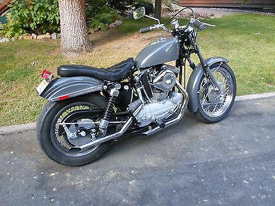 Harley-Davidson : Sportster 1961 harley davidson xlch sportster