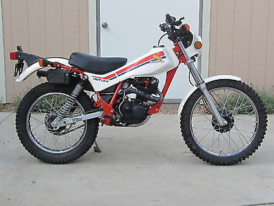 Honda : Other HONDA TLR REFLEX 200