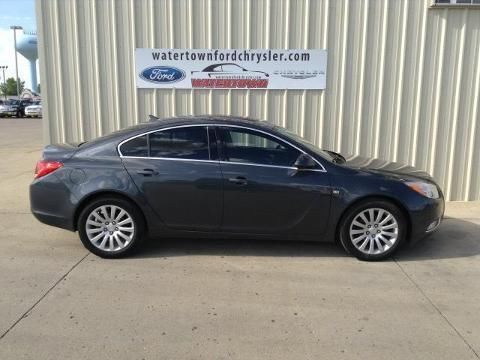2011 BUICK REGAL 4 DOOR SEDAN