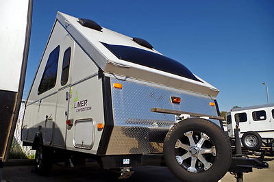 2012 A Liner by Columbia Northwest Expedition 18' Camping Trailer