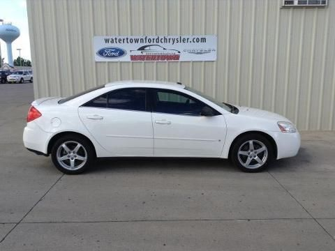 2008 PONTIAC G6 4 DOOR SEDAN