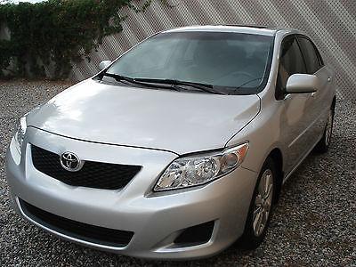 Toyota : Corolla XLE Corolla XLE 2009