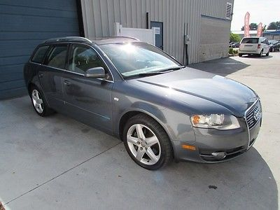Audi : A4 2.0T Quattro AWD Avant Wagon Premium Package 30 mpg 2005 audi a 4 awd avant leather sunroof wgn 2005.5 05 b 7 4 wd 4 x 4 knoxville tn