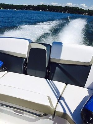 2014 19' SCARAB JET BOAT - ONLY 14 HOURS OF USE! - EXPENSIVE EXTRAS INCLUDED