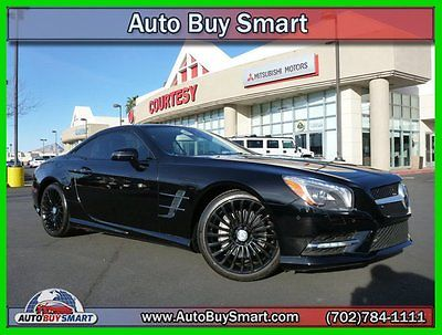 Mercedes-Benz : SL-Class SL550  ** PRICED TO SAVE ** NAVIGATION 2013 sl 550 used turbo 4.7 l v 8 automatic rwd convertable premium
