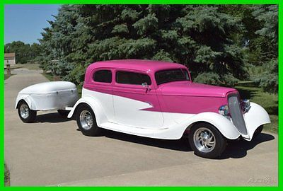 Ford : Crown Victoria 1933 Ford Crown Victoria Custom Street Rod A/C 1933 ford crown victoria custom street rod boyds wheels a c trades welcome