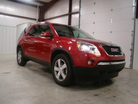 2012 GMC ACADIA 4 DOOR SUV