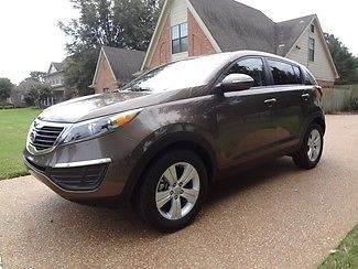 Kia : Sportage LX ARKANSAS 1-OWNER, LX, SIRIUSXM RADIO, BLUETOOTH, PERFECT CARFAX!  WHOLESALE!
