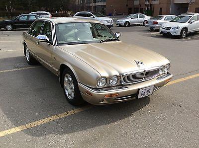 Jaguar : XJR Van den plus 2003 jaguar vanden plus