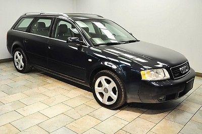 Audi : A6 3.0L wagon awd quattro 2004 audi 3.0 l wagon awd quattro