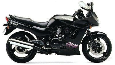Kawasaki : Other 1996 96 kawasaki black gpz 1100 gpz 1100 1100 e zx 11 zx 1100 zx 1100 e zx 1100 e 1