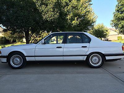 BMW : 7-Series Base Sedan 4-Door 1992 bmw 735 i base sedan 4 door 3.5 l