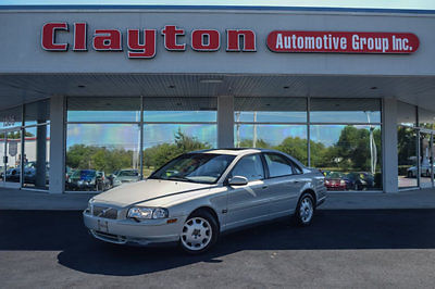 Volvo : S80 4dr Sedan 2.9L 2003 volvo s 80 2.9 l 2 owner clean carfax leather sunroof serviced