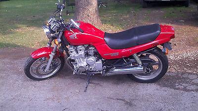 Honda : Nighthawk 1995 honda nighthawk 750