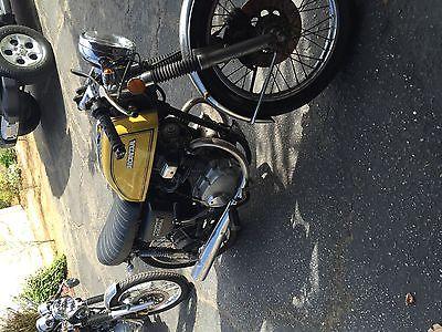 Honda : CB 1975 honda cb 200