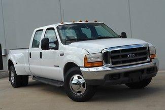 Ford : F-350 XLT 2001 ford super duty f 350 drw 7.3 l diesel