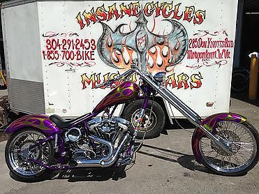 Custom Built Motorcycles : Other 2003 occ chopper