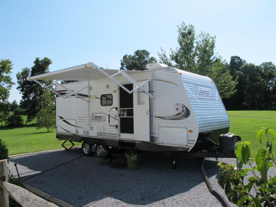 2014 Coleman Expedition CTS191QB