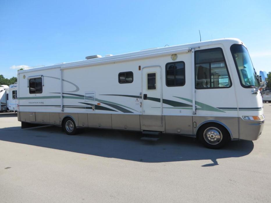 2001 Newmar Mountain Aire 3758
