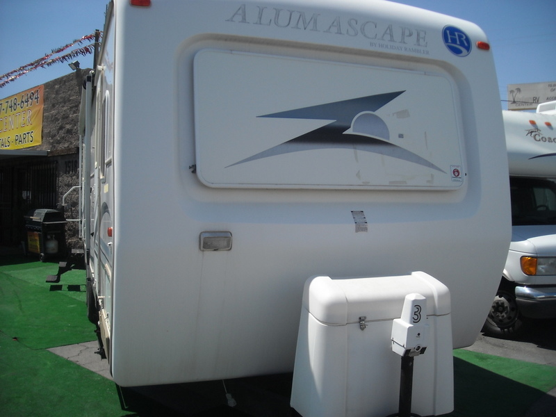 Holiday Rambler Alumascape 31cks Rvs For Sale