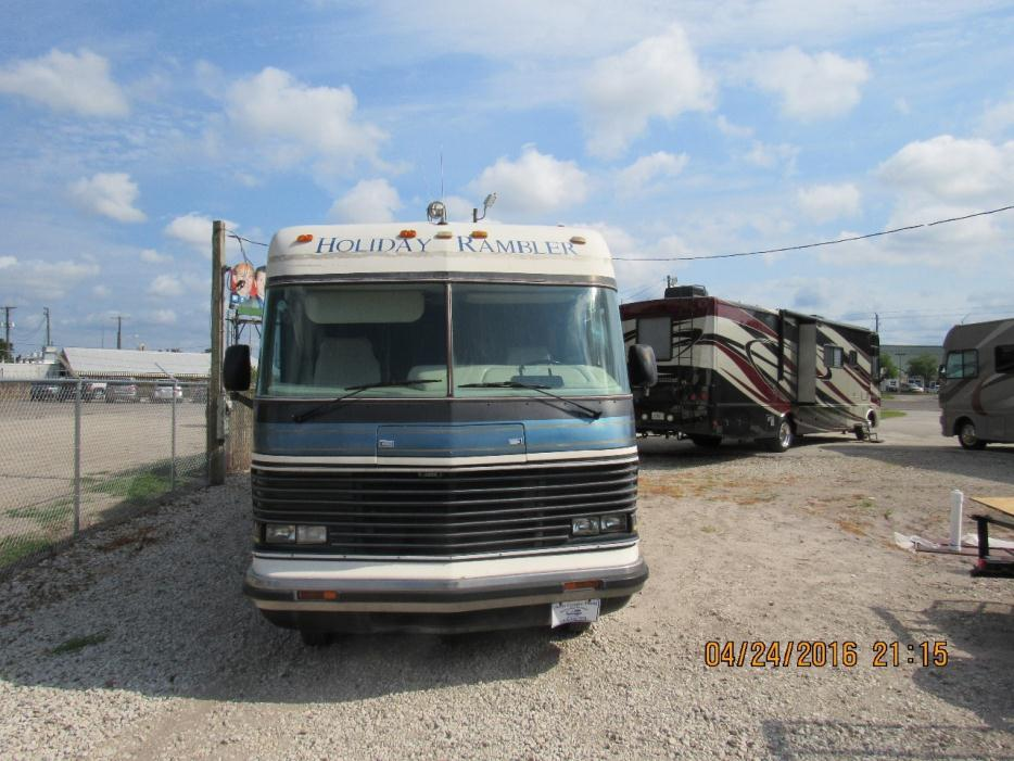 Holiday Rambler Rvs For Sale In Riverview Florida