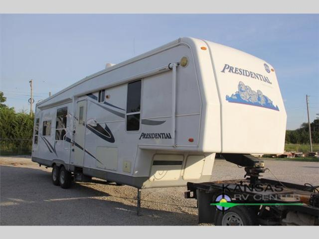 2004 Holiday Rambler Holiday Rambler Presidential 36FKT