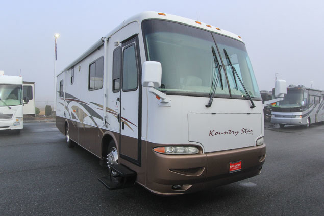Kountry Star Motor Home Rvs For Sale