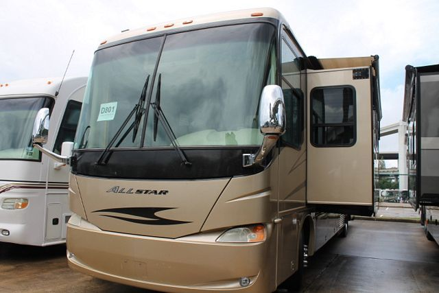 2007 Newmar All Star Family Edition 4154