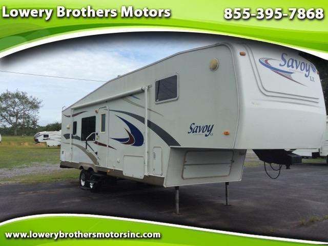 2007 Holiday Rambler SAVOY