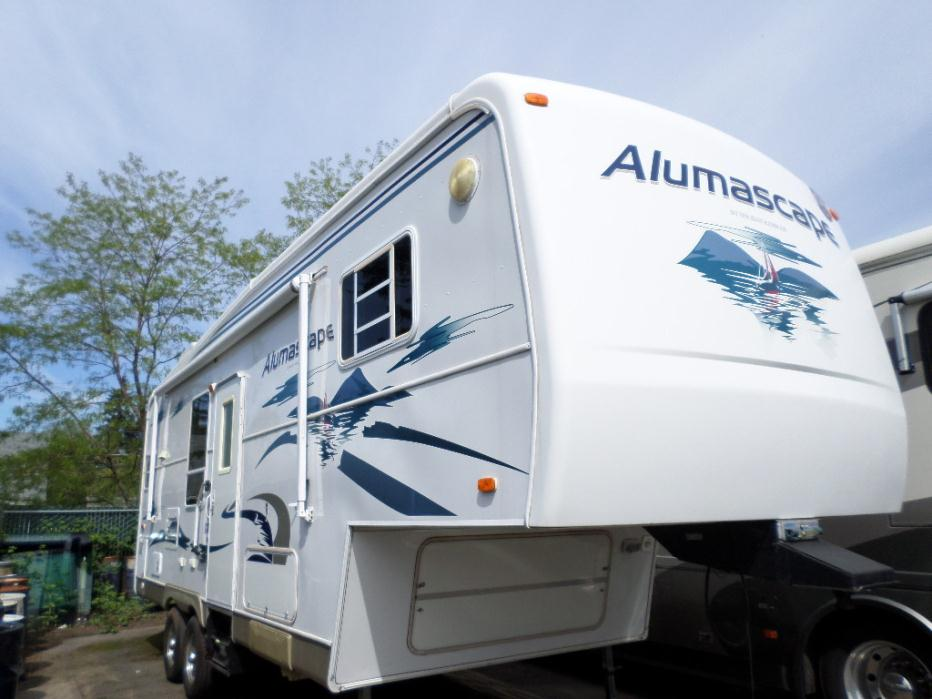 Holiday Rambler Alumascape 26 Rvs For Sale