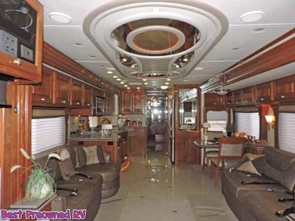 2007 Holiday Rambler Navigator 45 PBQ