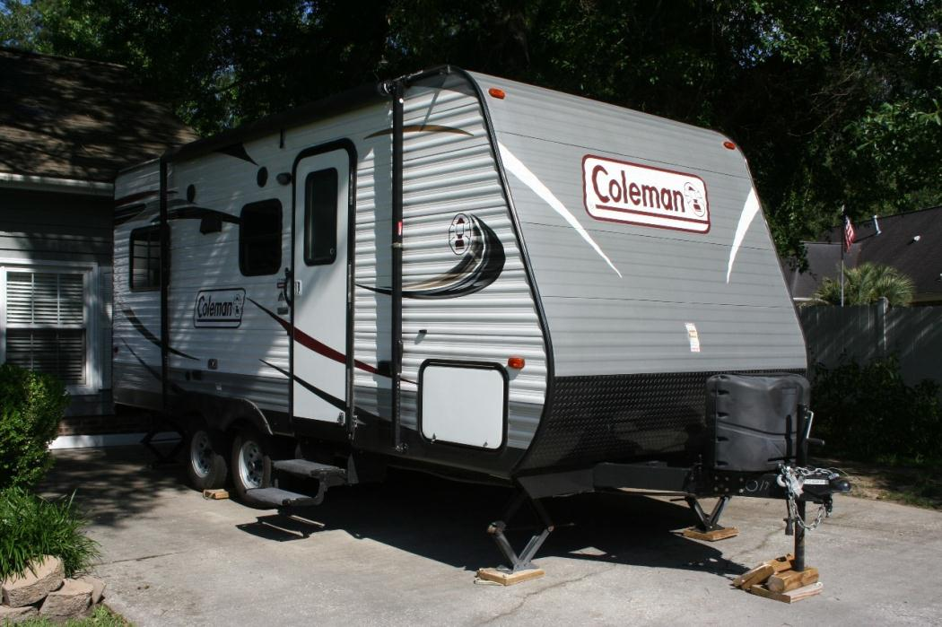 2015 Coleman Expedition CTS192RD