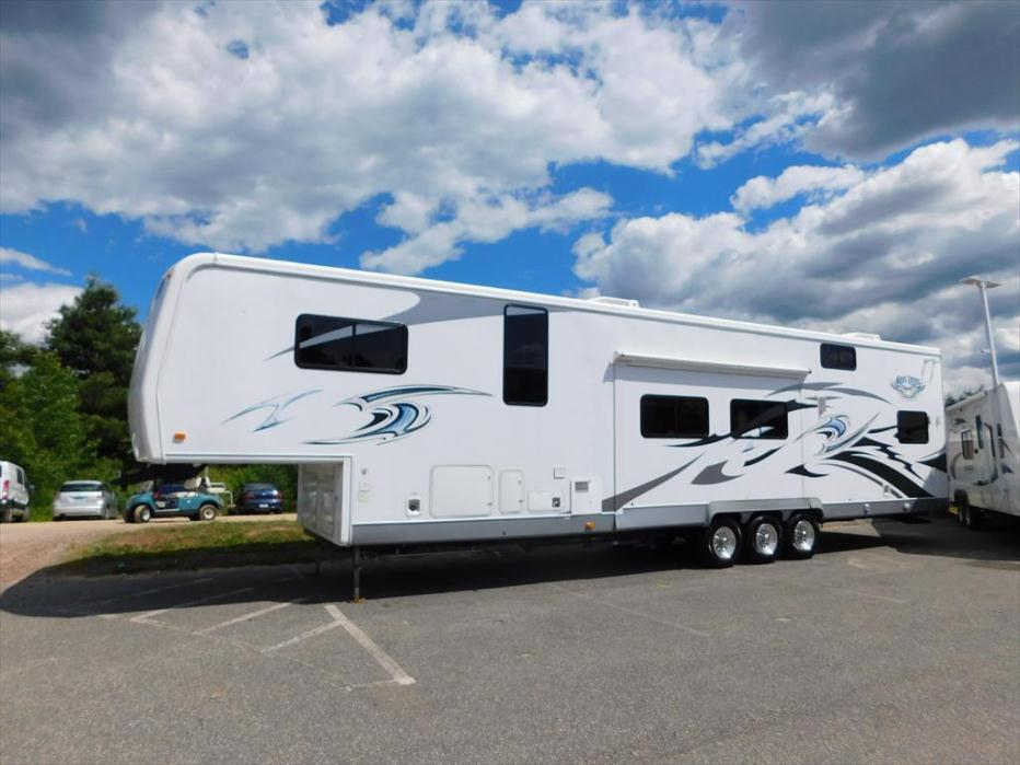 2009 Holiday Rambler Next Level M-40SKT