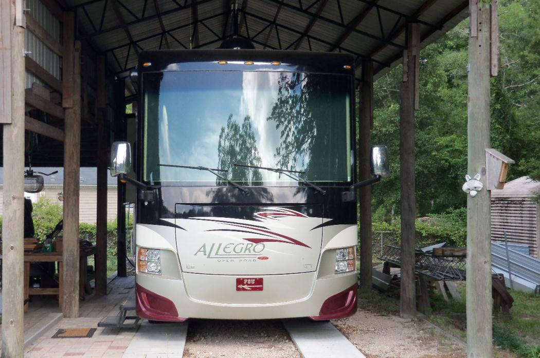 2013 Tiffin Motorhomes Allegro Red 38qra Rvs For Sale
