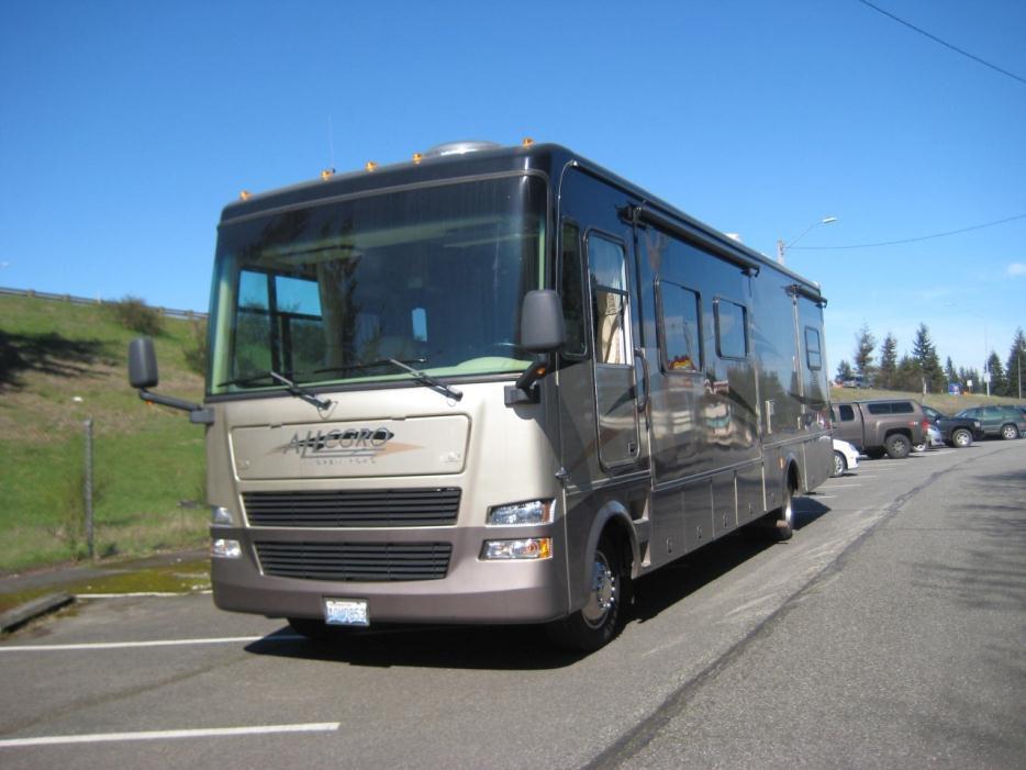 Tiffin Allegro Open Road Rvs For Sale In Washington