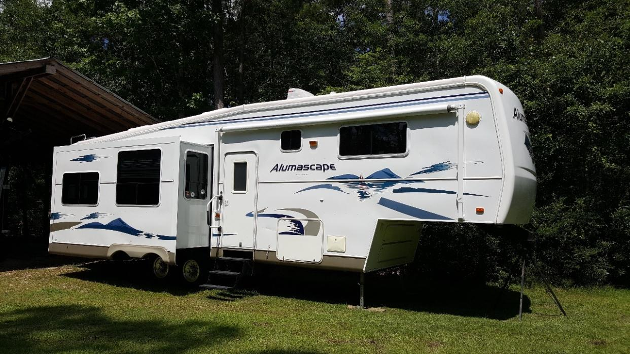 Holiday Rambler Alumascape Rvs For Sale