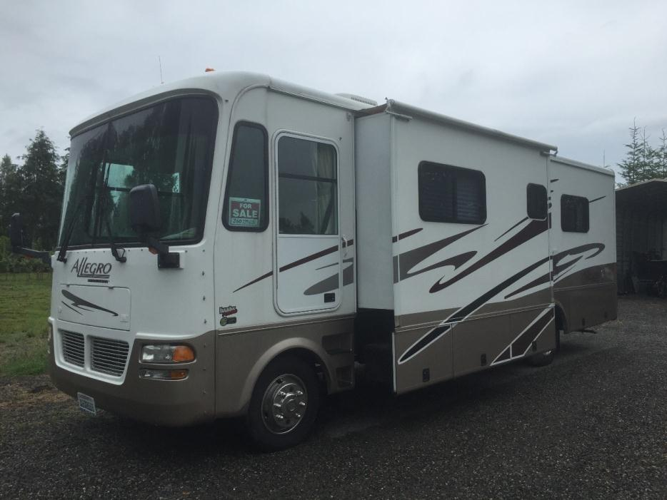 Tiffin Allegro Open Road Rvs For Sale In Washington
