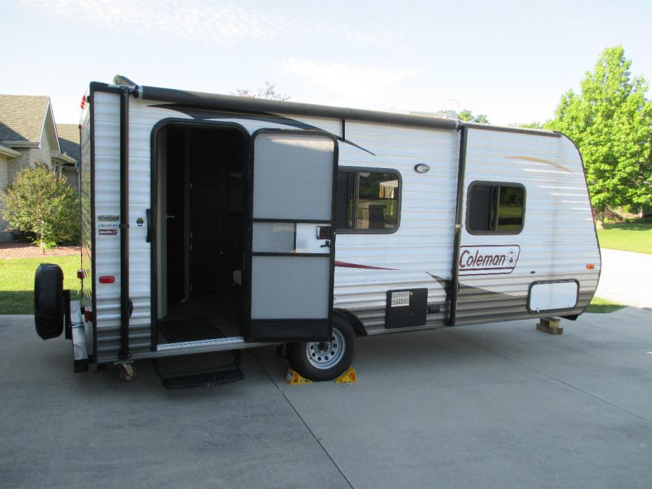 2015 Coleman Expedition CTS16FBS
