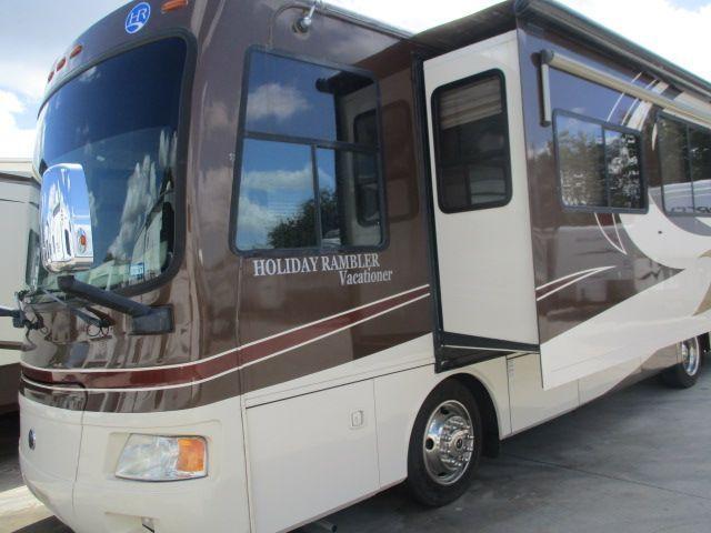 2009 Holiday Rambler Vacationer 34SBD