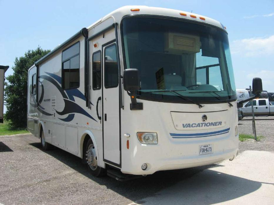 2004 Holiday Rambler Vacationer Rvs For Sale In Texas