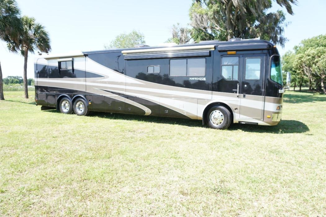 2004 holiday rambler rvs for sale in apopka florida for Holiday rambler motor homes