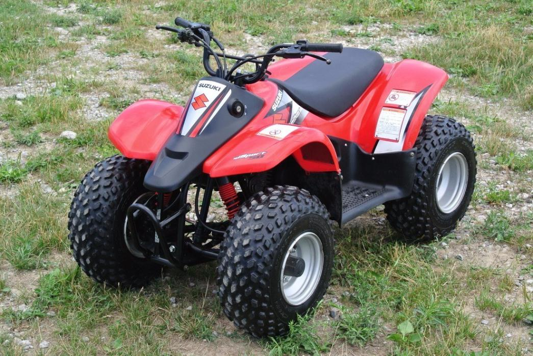 50cc Suzuki Quad Motorcycles for sale