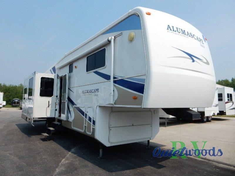 2006 Holiday Rambler Alumascape Suite 33 SKT
