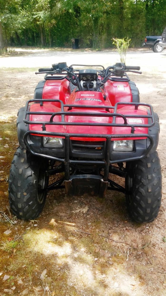 2001 Honda Fourtrax Rancher 2X4 ES