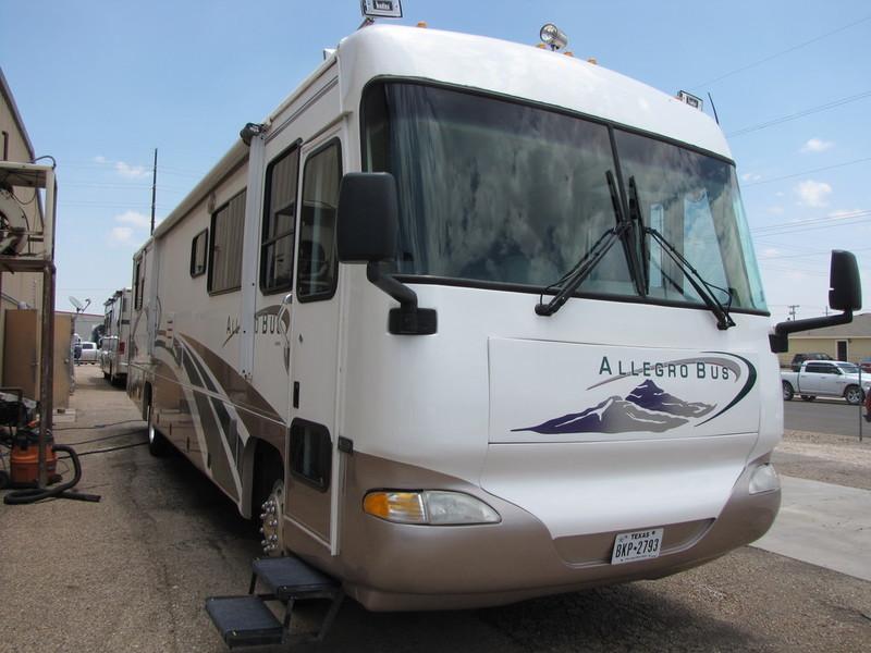 2000 Tiffin Allegro Bus Rvs For Sale
