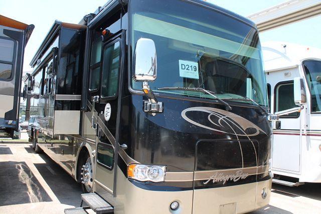 2008 Tiffin Allegro Bus 42QDP