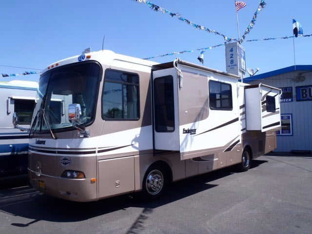 Holiday Rambler Holiday Rambler 34ft Rvs For Sale